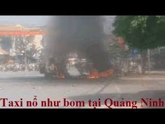 Tin pháp luật - Xe taxi nổ như bom, ít nhất hai người ch.ế.t
