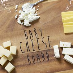 Baby Cheese Board