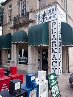 Highland Park Soda Fountain (or Highland Park Pharmacy, if You're a Parkie) is a Century Old | Candy's Dirt | Dallas Real Estate News and Blog by Former Dallas Dirt Editor Candy Evans