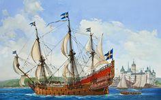 Swedish warship Vasa