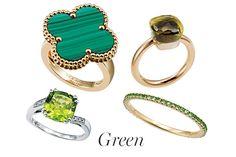 【グリーン/GREEN】人を癒し、調和する和やかさを。