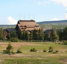 Best places to stay in Yellowstone National Park
