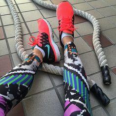 love battle ropes