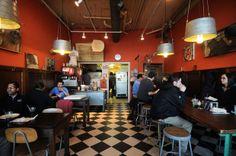 Supino Pizzeria | Eastern Market | 2457 Russell St, Detroit, MI