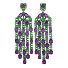 1960's Kenneth Jay Lane Earrings