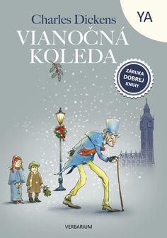 Charles Dickens: Vianočná koleda Cover, Books, Movie Posters, Libros, Book, Film Poster, Book Illustrations, Billboard, Film Posters