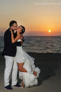 Astonishing wedding day #Lefkas #Ionian #Greece #wedding #weddingdestination #sunset Eikona Lefkada Stavraka Kritikos