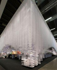 Image result for paper installation