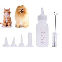 Dog&Cat Nursing Water Milk Feeder Bottle