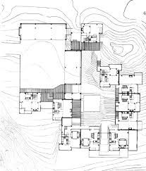 Second floor plan zimmerman house architect william for Zimmerman house floor plan