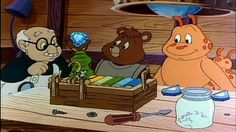 As Aventuras de Teddy Ruxpin