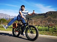 Cycle Tours in South Africa. See a list of cycle tour operators in South Africa - Dirty Boots Cycling Holiday, Adventure Activities, Make New Friends, Holiday Destinations, South Africa, Cape, Bicycle, Tours, Electric