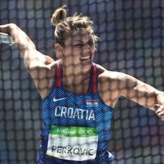 2016 Rio Olympics - Women's Discus Throw Final