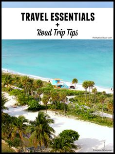 Travel Essentials & Road Trip Tips for a successful getaway + FREE printable travel packing list to download to pack like a pro for your next vacation #WhenImHungry #ad