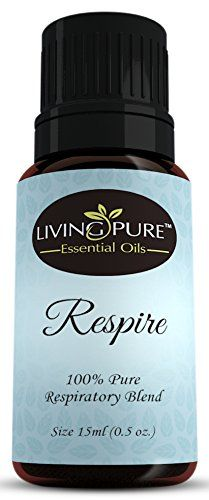 no.1 Respiratory Essential Oil and Sinus Relief Blend - Supports Allergy Relief, Breathing, Congestion Relief, and Respiratory Function - 100% Organic Therapeutic and Aromatherapy Grade - 15ml * Review more details here : essential oils