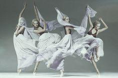 Lace & Tea :: ballet by photographer jan masny