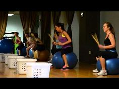 ▶ Drums Alive! at Core Club - YouTube