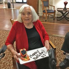 All of us here at Thornebridge Gardens Retirement Residence in New Westminster recently celebrated B.J's birthday earlier this month! 😄🎂 #vervecares #community #support #goodtimes #birthday #celebration Senior Living Communities, Assisted Living, Westminster, Birthday Celebration, Good Times, Retirement, Gardens, Community, Celebrities