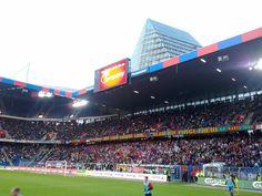 FC Basel 1893 - Neuchâtel Xamax 4:1, St. Jakob-Park, Basel (27'062 Zuschauer), 28.8.2010 © by bmohler74