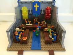 Image result for lego banquet hall