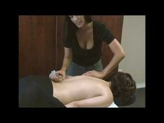 ▶ Full Body Massage Therapy Techniques Part 2, The Upper Back & Knots - YouTube