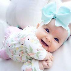 Çok Tatlı Bebek Fotoları