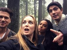 Legends of Tomorrow fan page. news, photos, videos, GIFs and fan arts, about show and cast