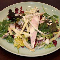 Caesar Salad with Smoked Chicken recipe - From Lakeland Recipe by Steven Doherty, Head Chef at our First Floor Café in Windermere.