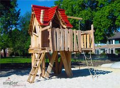 rustic playground   Playground Supplies