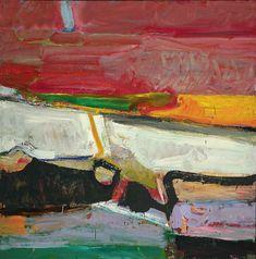 Richard Diebenkorn. from tumblr Just Another Masterpiece