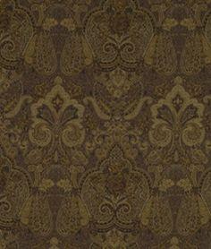 Beacon Hill Chahar Dark Truffle Fabric Dining Room Drapes, Robert Allen Fabric, Beacon Hill, Truffles, Dark, Home Decor, Decoration Home, Dining Room Curtains, Room Decor
