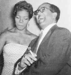 Maya Angelou + Langston Hughes