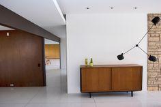 Richard Neutra Singleton Residence interior living room