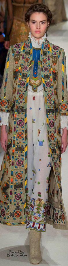Spring 2015 Couture Valentino | Boho