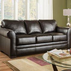 Red Barrel Studio® Simmons Upholstery Scoggins Sofa