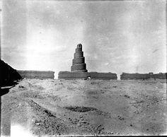 Gertrude Bell, Jamiet el Kebir, Samarra, 1909