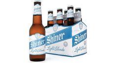 Shiner Light Blonde Packaging | McGarrah Jessee