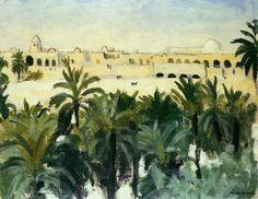 Albert Marquet (French, 1875-1947) > Peinture Algérie