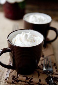 100 Calorie 2 Minute Chocolate Mug Cake by EclecticRecipes.com #recipe