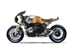 Wunderlich BMW R Nine T. Georgeous Cafe Racer #motorcycles #caferacer #motos | caferacerpasion.com