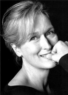 Meryl Streep - lovely, beautiful, talented, dedicated, LEGEND.