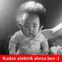 Kızdan elektrik alınca ben :)  #karikatür #mizah #matrak #komik #espri #şaka #gırgır #komiksözler #caps