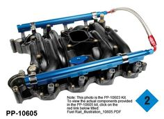 Fuel Rails for 1996-98 4.6L 2V Ford- Complete Kit $270 Firm - 100518087 | Custom Fuel Rail Classifieds | Fuel Rail Sales