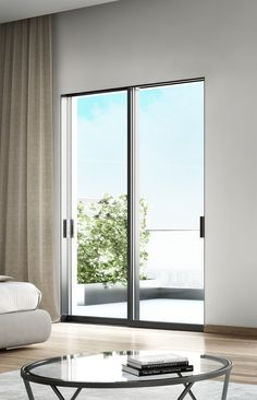 SMARTIA M630 PHOS - Aluminium patio door by Alumil