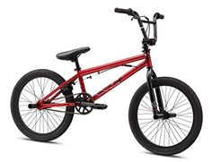 This Mongoose Legion BMX bike is perfect for the beginner freestyle rider. In red. Bmx 16, 20 Bmx Bike, Kids Bicycle, Cruiser Bicycle, Bicycle Tools, Bmx Bikes For Sale, Mountain Bikes For Sale, Best Mountain Bikes, Cool Bikes