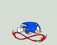 Sonic CD Animation Sprite HD  by ~luckettx