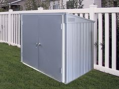Duramax Garbage Shed, Outdoor Furniture, Outdoor Decor, Outdoor Storage, Outdoor Structures, Home Decor, Homemade Home Decor, Decoration Home, Yard Furniture