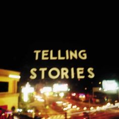 From 2.77 Telling Stories