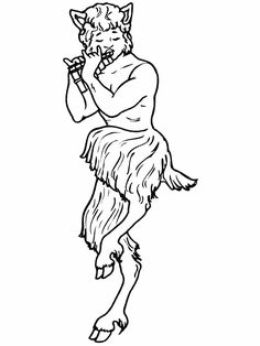 coloring pages of goddesses for