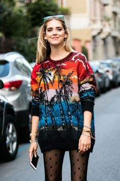 NEW STREET STYLE OUTFIT